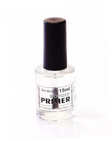 Primer Bonder 15ml -Sin Acido- Desengrasante fijador - Professional