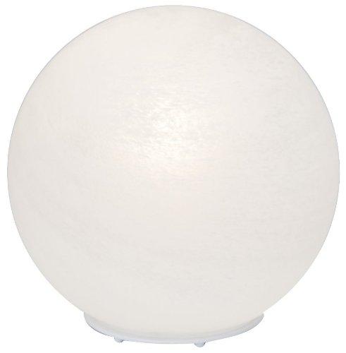 Brilliant 51847/94 Lampe à Poser Moderne Timo 60 W E27 230 V Verre Albâtre Brilliant AG