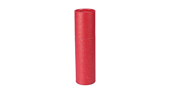 NUOBESTY Mailing Shipping Tube Paper Poster Tube Photo Storage Tube Cylinder Paper Tube Holder for Map Posters Documents 6 Inch