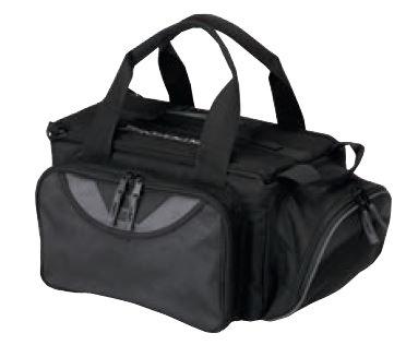 Browning Crossfire Range Bag, Black, - Range Cross