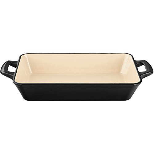 enameled cast iron lasagna pan - 6