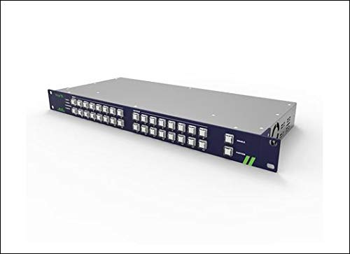 Sdi Matrix Routing Switcher - Digital Forecast RS 16X16 3G/HD/SD SDI Matrix Routing Switcher