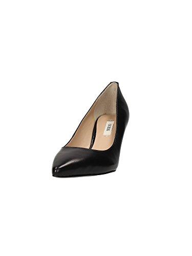 A Decolette Pelle Mod Punta In D15gu12 Donna Scarpe 3 Nera Guess Dex 540zzqpw