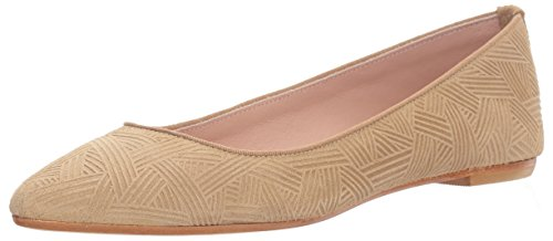 Kamora Tan Suede Embossed Womens Summit by Mountain White xZwqpgS