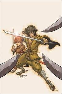 Ninja Scroll #9: J. Torres: Amazon.com: Books