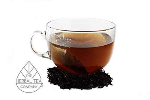Agnus Castus Berry Tea Pu Erh Red Tea Blend Tea Bags Organic With Lemon Flavour 25 Pack
