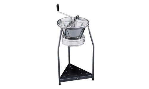 Paderno World Cuisine Sieve for 15-Quart Tin Food Mill with 1/32-Inch Perforations