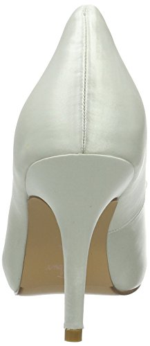 Menbur Wedding Damen Luz Pumps Elfenbein (Ivory)
