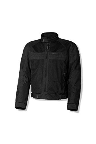 Olympia Sports Men's Newport Jacket (Black, X-Large)