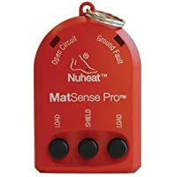 Nuheat MatSense Pro Electric Fault Indicator 120/240V by Nuheat