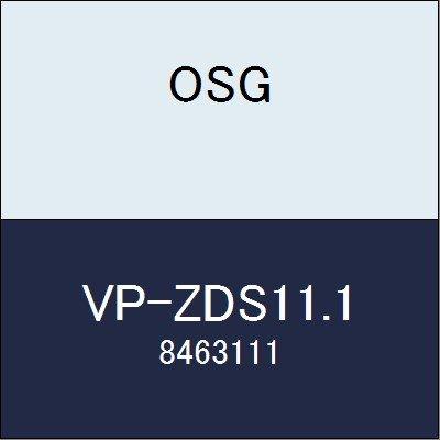 OSG Vコーティングエンドミル VP-ZDS11.1 商品番号 8463111