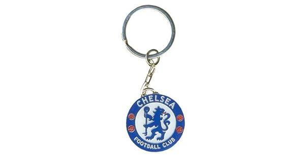 Amazon.com: Chelsea F.C. – Llavero con escudo: Sports & Outdoors