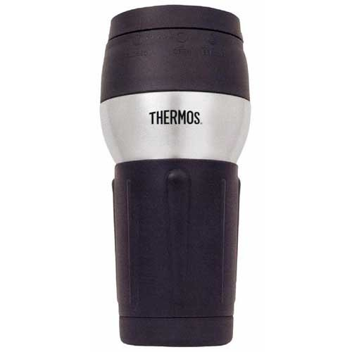 Thermos Stainless Steel 14 Ounce Travel Tumbler with 360 Deg