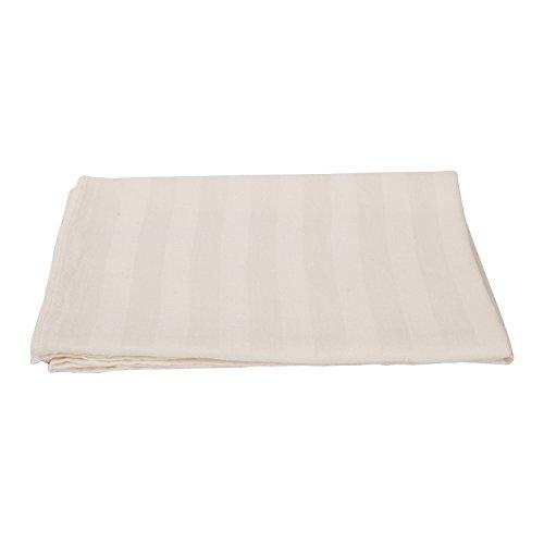 - LinenMe 0007302 Lucas Huckaback Linen Bath Towel, 28