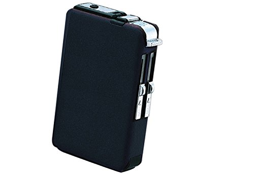 - Prestige Import Group Cigarette Case with Built-In Lighter (2 Style Flames)