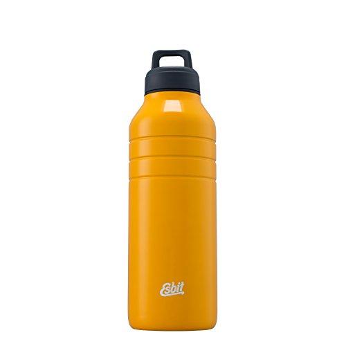 Esbit DB1000TL-Y Gourde Mixte Adulte, Yellow, 1000ml