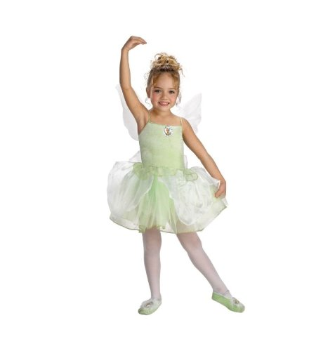 Tinkerbell Ballerina Child Costume