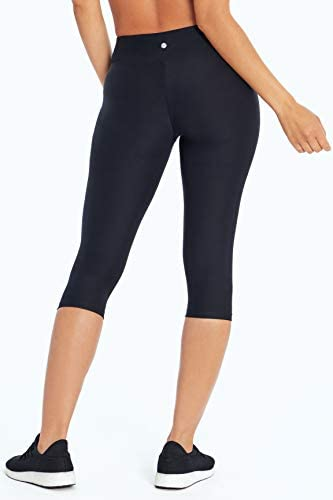 Bally Total Fitness - Mallas Capri para Mujer 6