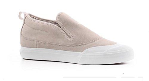 adidas Matchcourt Mid Slip-On (Kern Schwarz / Weiß / Gum) Herren Skate Schuhe Cbrown / Ftwht / Gum4
