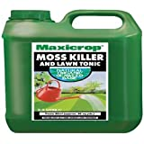 Maxicrop 554337 1L Moss Killer and Lawn Tonic