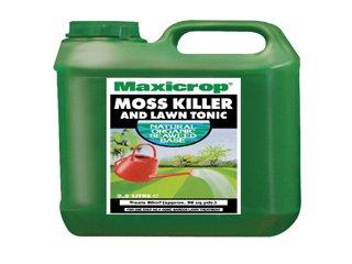 Maxicrop Moss Killer + Lawn Tonic 2.5L