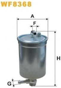Wix Filters WF8368 Kraftstofffilter
