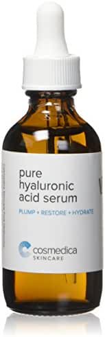 Hyaluronic Acid Serum for Skin- 100% Pure-Highest Quality, Anti-Aging Serum-- Intense Hydration + Moisturizer, Non-greasy, Paraben Free, Vegan-Best Hyaluronic Acid Serum (Pro Formula)