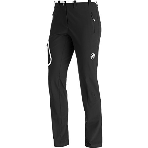 Mammut Runbold Trail SO Pants Women (Softshell Pants) Black