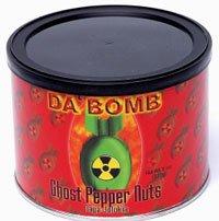 Da Bomb Sauce - Da' Bomb Ghost Pepper Nuts 8 oz. (227g)
