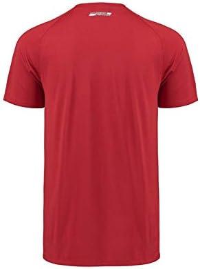 Ferrari T-Shirt Fonctionnel pour Homme Rouge Taille S