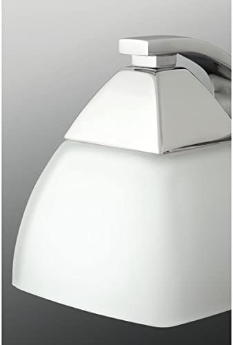Progress Lighting P2703-15 Contemporary Soft 4-100W Med Bath Bracket, Polished Chrome