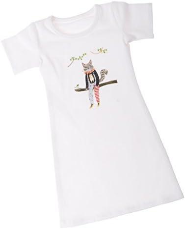 Sharplace ドール服 Tシャツ 半袖 ドレス 1/3 BJD SD DZ DOD LUTS人形用 装飾 人形アクセサリー - #1