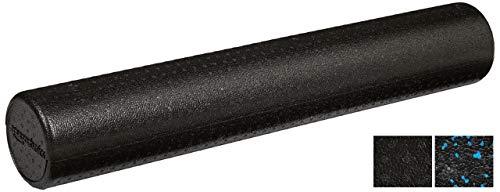 AmazonBasics High-Density Round Foam Roller | 36-inches, Bla