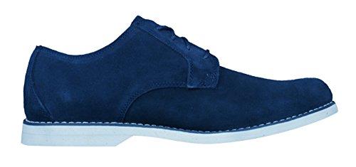 Timberland Ek Stormbuck Lite V FTM_Plain Toe Oxford, Chaussures Oxford Homme blue