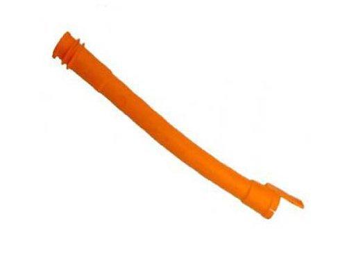 Jetta 4 Tdi (VW tdi 1.9L (04-06) Oil Dipstick Tube Funnel Upper GENUINE (Orange Plastic Section))