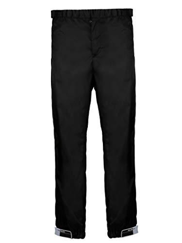 Prada Men's Up0008i18f0002 Black Polyamide Pants