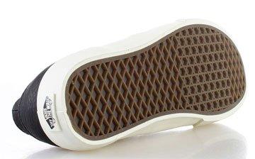 Vans Era Decon CA Leather. Orhtolite Air Flow Innensohle. Verstärkte Fersenkappe. Nahtlose Zehenkappe. Herausnehmbare Innensohle. EUR 39 / US Men 7 / US Women 8,5 / UK 6 / 25 cm