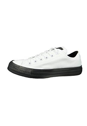Suela Converse Blancas Zapatillas Star Ox Con Negra All wxxZ8RqT