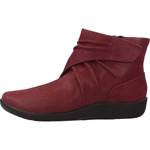 Le Borgogna Donne Marca Tana Borgogna Stivali Modello Colore Clarks Sillian Donne Per qCpEwWT