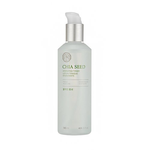 Facial Toner Bmr ([THEFACESHOP] Chia Seed Hydrating Toner, Simple Skin Care For Normal To Oily Skin, Dermatologist Tested 145mL/4.9Oz)