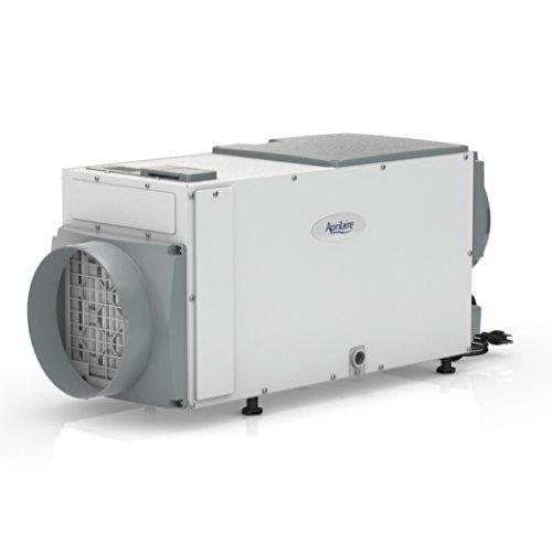 Aprilaire 1830 Basement Pro Dehumidifier, 70 Pint Dehumidifier for Basements up to 2200 sq. ft.
