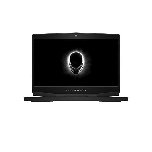 "Alienware M17 Gaming Laptop, 17.3"", FHD, Intel Core i7-8750H, NVIDIA RTX 2060 6GB, 256GB SSD + 1TB Storage, 16GB RAM 1"