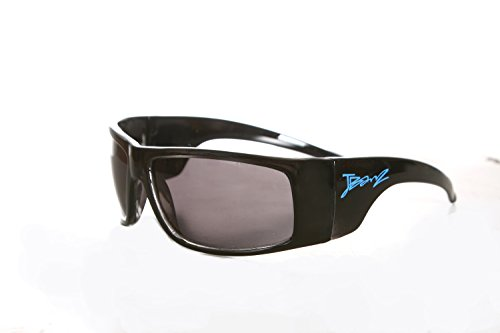 Baby Banz Little Boys'  Replaceable Lenses Sunglasses, Midnight Black, 4-10 - 7 Sunglasses Eye Prescription