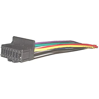 31o2XlVppOL._SL500_AC_SS350_ amazon com wire harness for pioneer avh p4200dvd, avh p4300dvd pioneer avh p3100dvd wiring harness at n-0.co