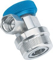 14Mm X 1.5 R134A Manual Coupler - Low Side-2pack