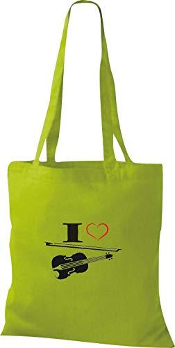 Para De Shirtstown Algodón Mujer Amarillo Bolso Lima Verde Tela zfz46q