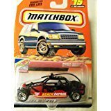 1999 Matchbox To The Beach Series 3 Dune Buggy Beach Patrol #15 of 100 -