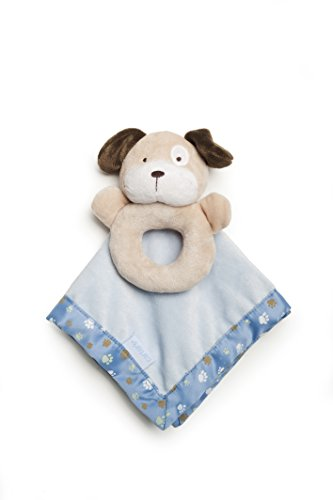 Carter's Rattle and Security Blanket, Puppy (Discontinued by Manufacturer) ()