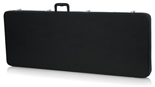 Guitar Electric Case Dean (Gator Cases Hard-Shell Wood Case for Extreme Shaped Guitars; Fits Explorer, Flying V, BC Rich, & More (GWE-EXTREME))