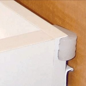 FastCap 10-Pack Drawer Bumpers for Roll-Out/Pull-Out Drawers